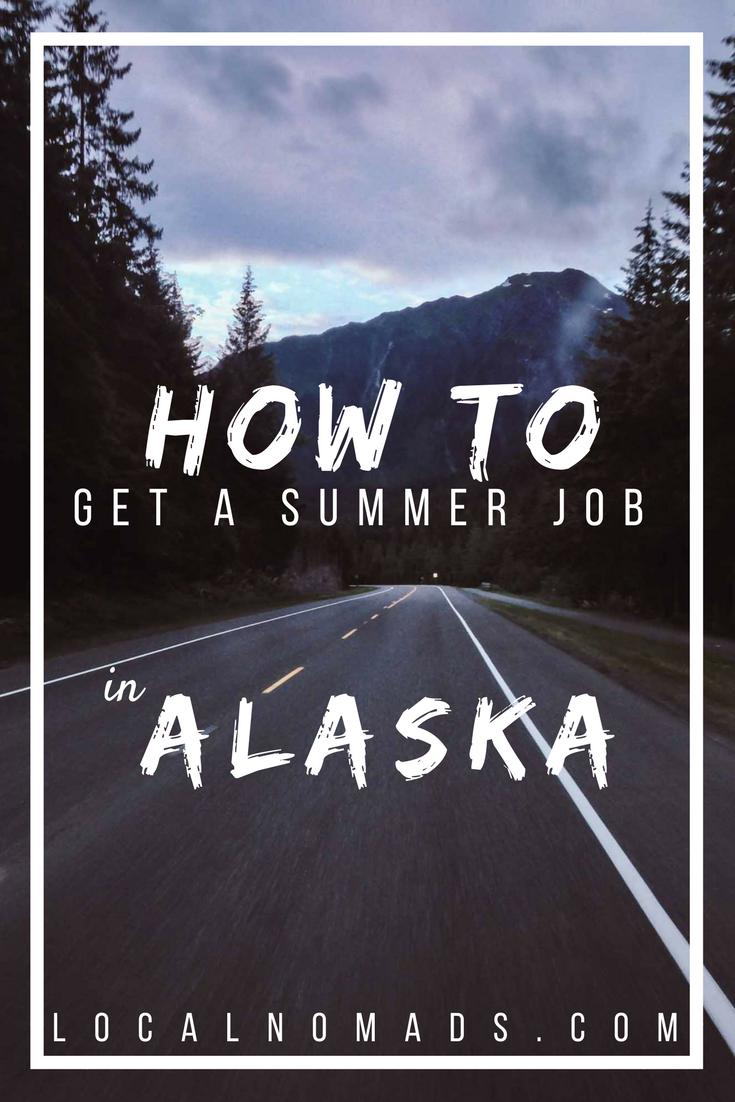 Summer Jobs in Alaska