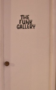 Look or Kat's Funk Gallery exhibit in the photo gallery below