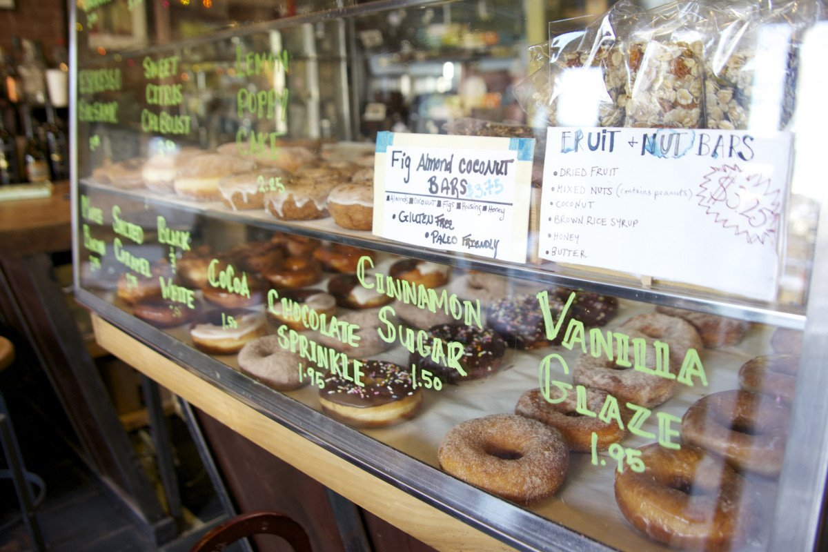 Gypsy Donut: Nyack NY's Gourmet Donut Bar and Coffee Shop