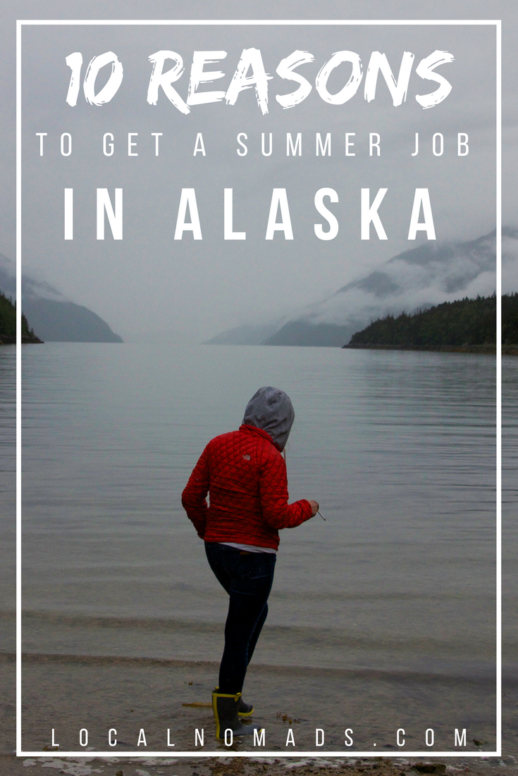 Seasonal Jobs Alaska