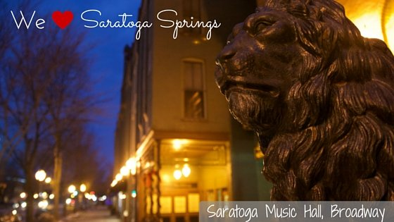 Love Saratoga Springs