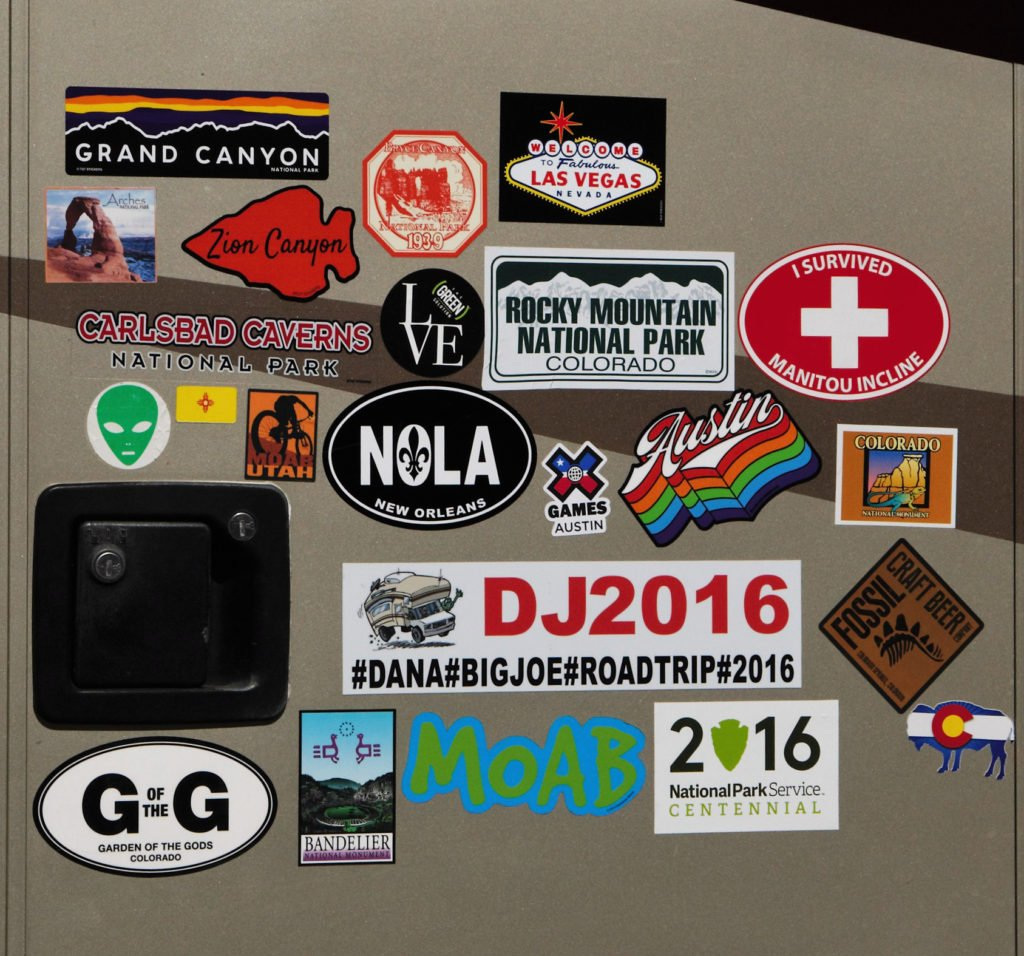 NP Stickers