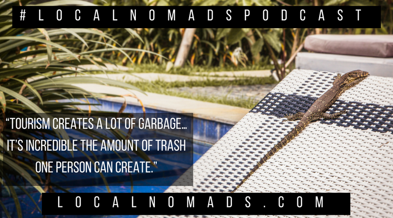 Local Nomads Bali Podcast