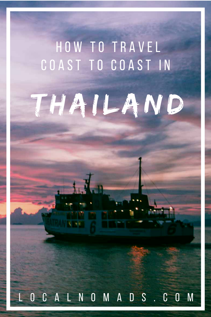 Travel Coast To Coast in Thailand