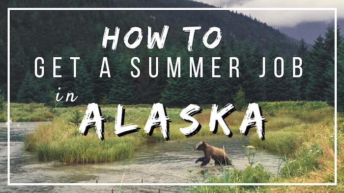 Alaska Summer Jobs
