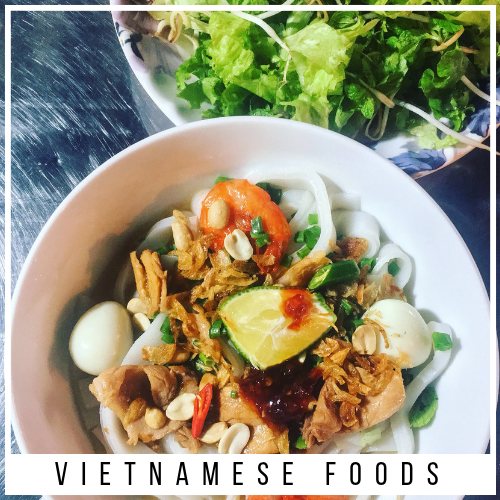 34 VIETNAMESE DISHES TO TRY