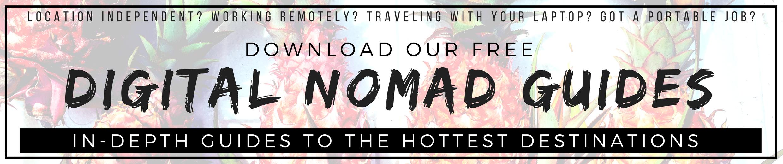 Digital Nomad Travel Guides