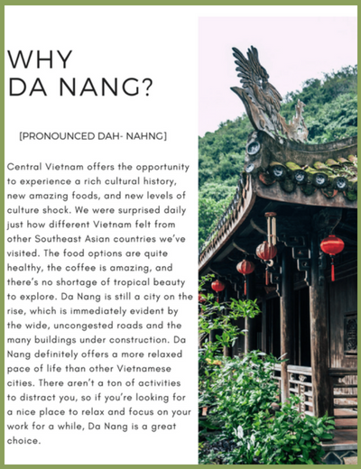 Da Nang Digital Nomads Travel Guide