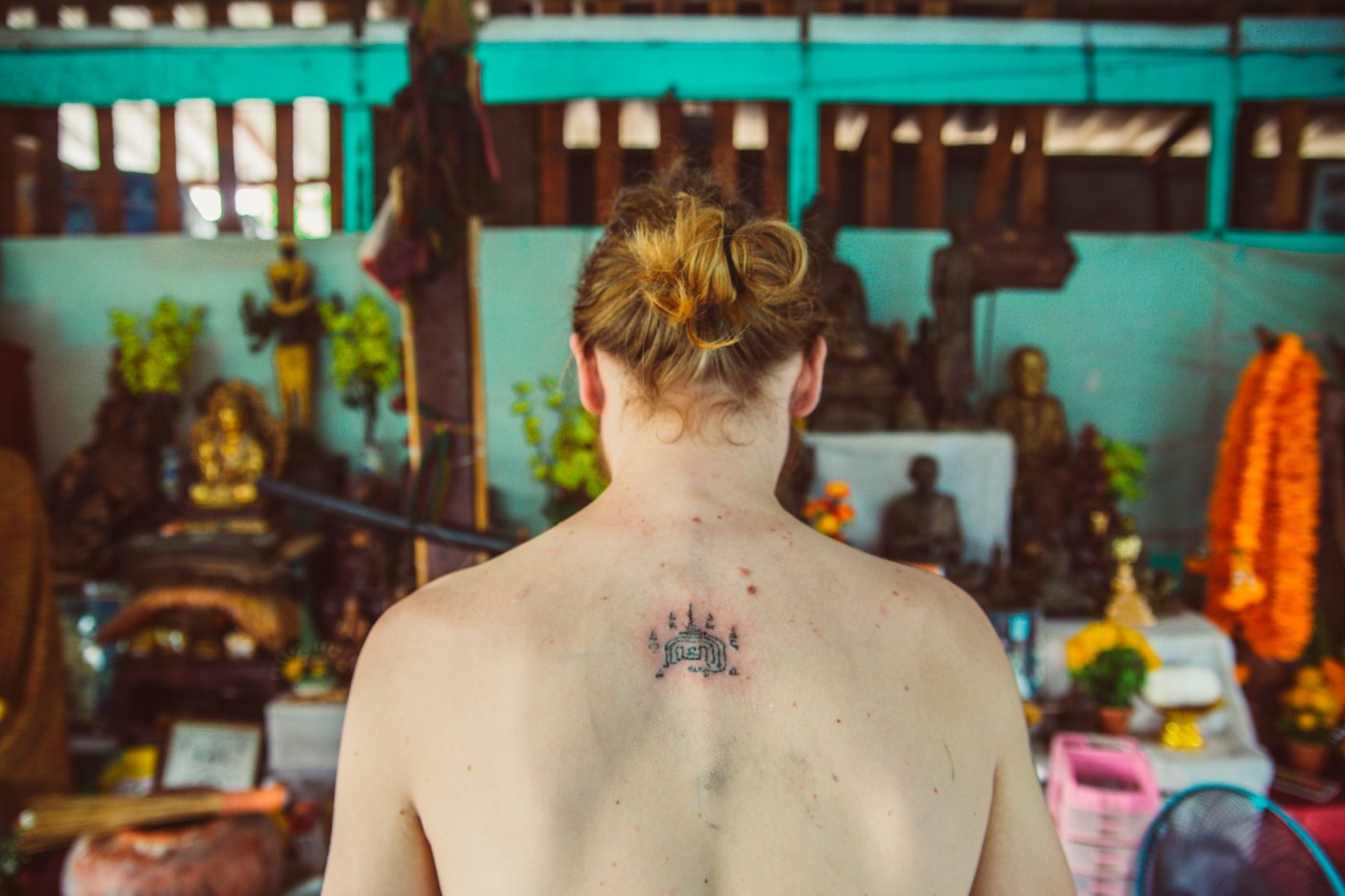 What is a Sak Yant Tattoo?