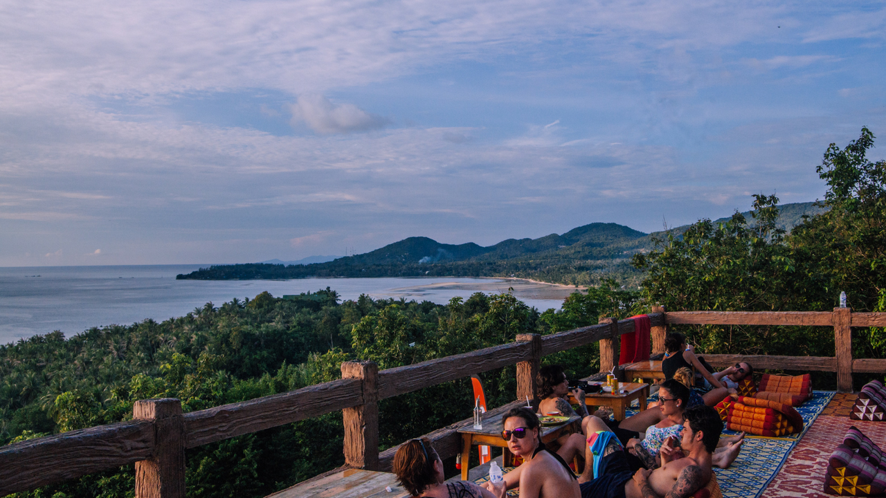 Koh Phangan Digital Nomad Travel Guide Find your tribe