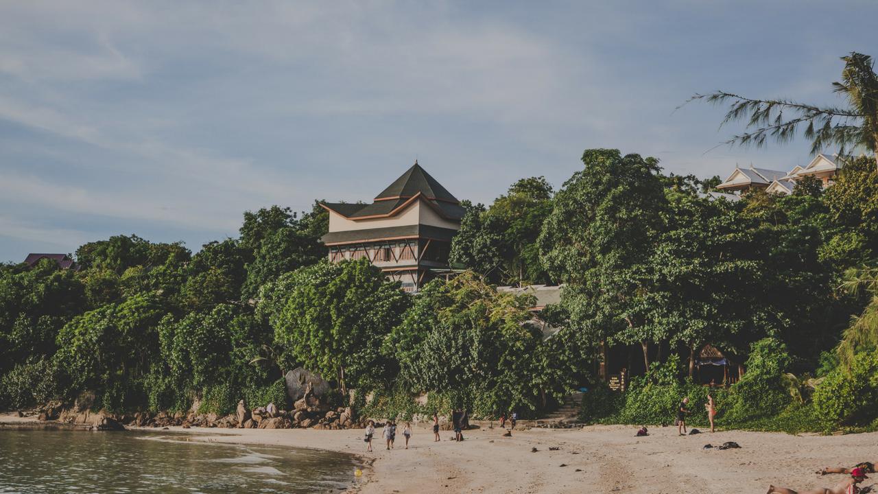 Koh Phangan, Thailand Haad Son Beach