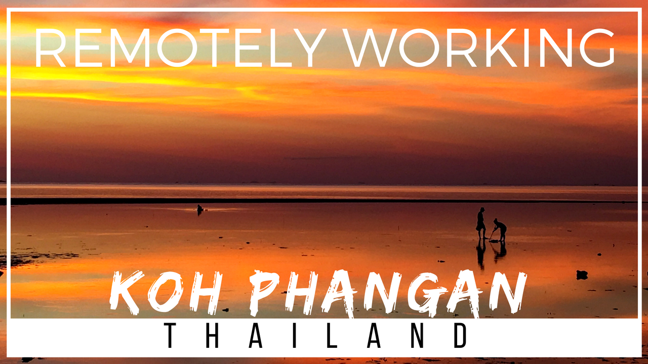 Digital Nomad Travel Guide to Koh Phangan Thailand Islands
