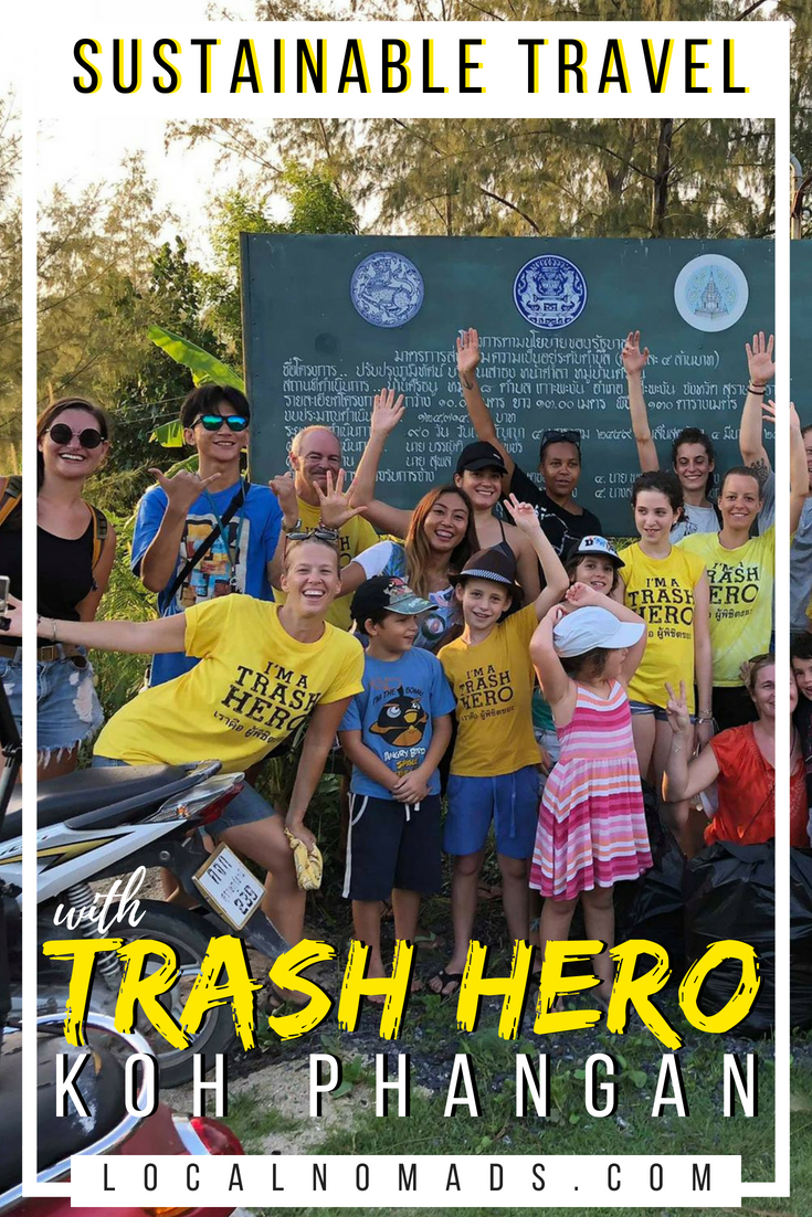 Trash Hero Clean Ups