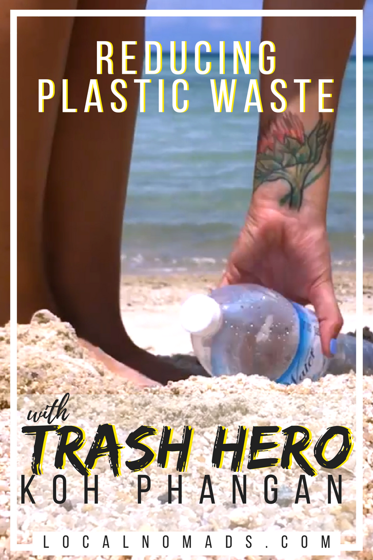 Trash Hero Reduce Plastic
