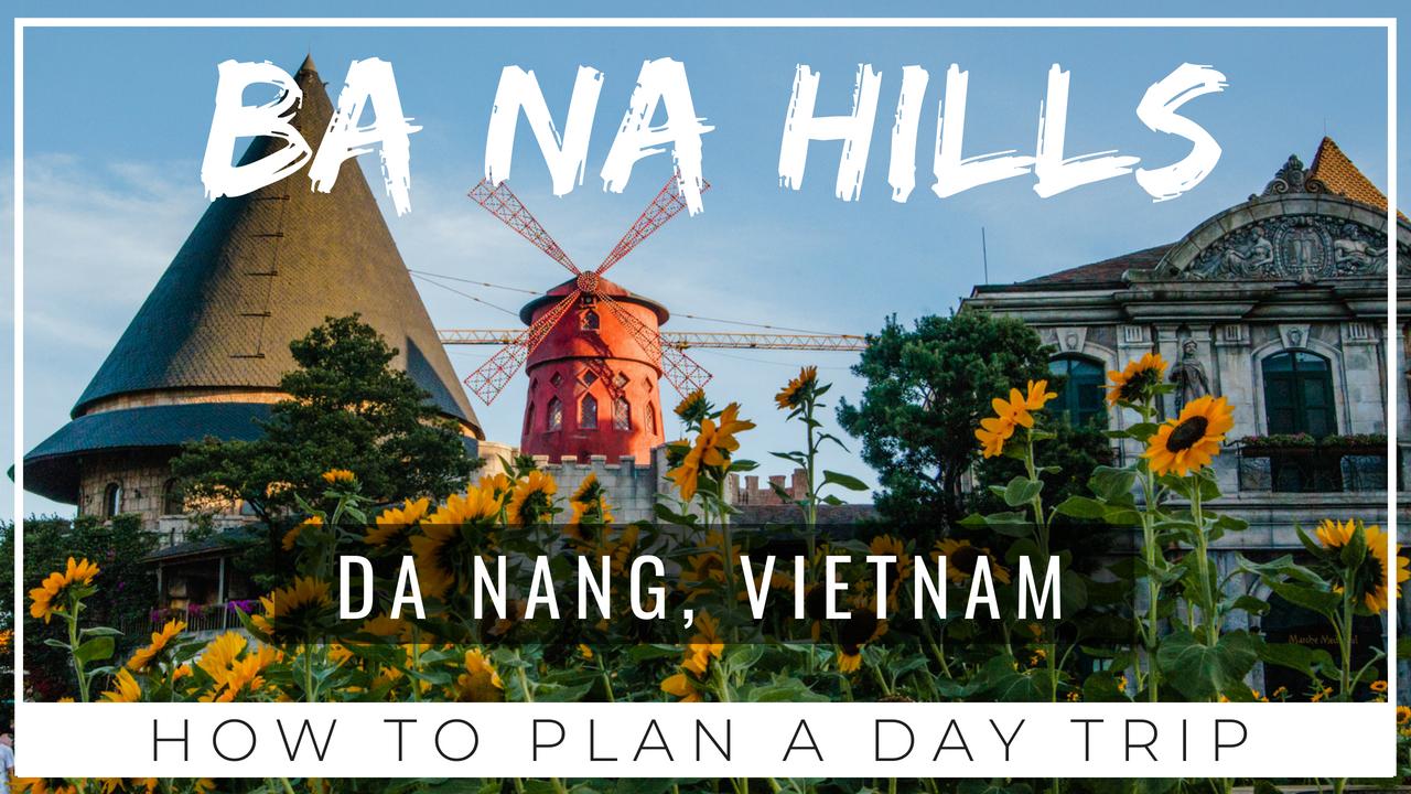 BA NA HILLS DA NANG VIETNAM