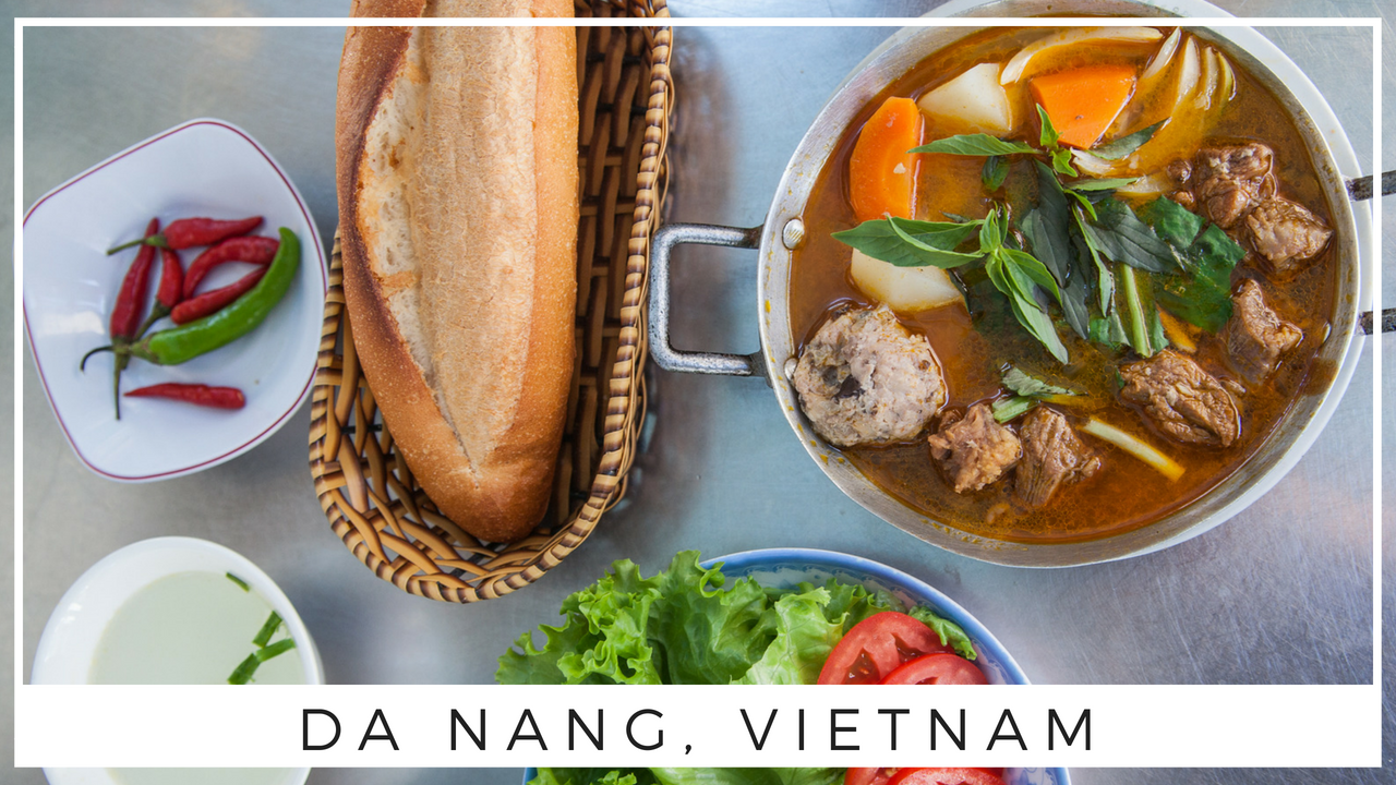 Local Da Nang Restaurants Where you can Eat for under $3