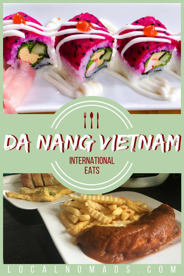 International eats 13 international food restaurants in Da Nang Vietnam