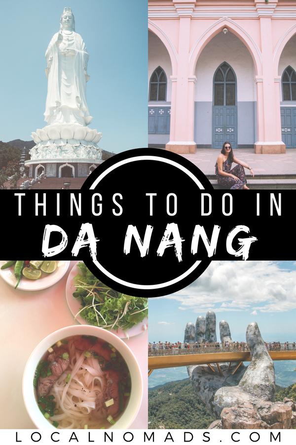 What to do in Da Nang Vietnam