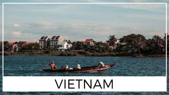 Vietnam Destination Page