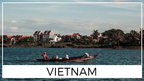 Vietnam Destination Page