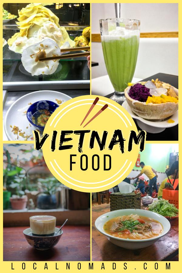 35 vietnamese foods