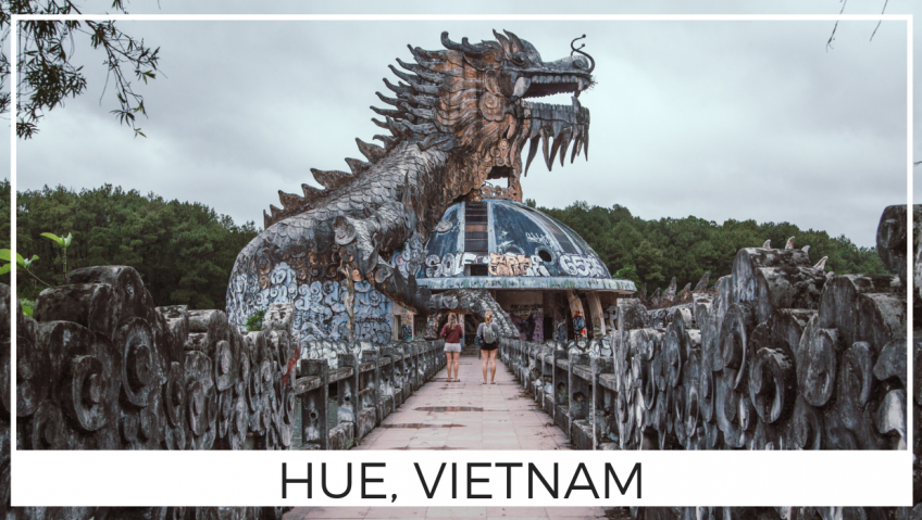 14 Photos that will make you NEVER want to visit the Abandoned Waterpark Hue, Vietnam