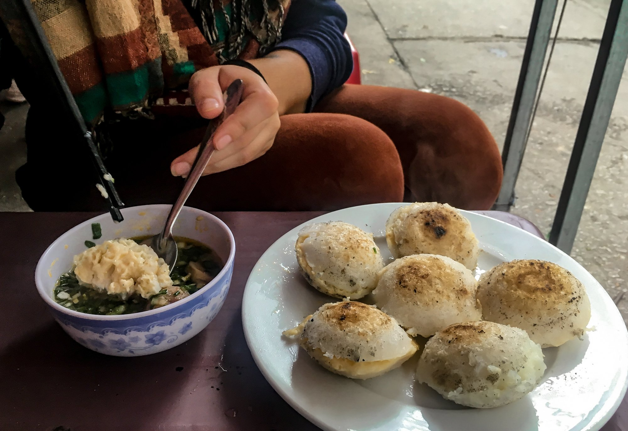 Banh Can, What to eat in Dalat