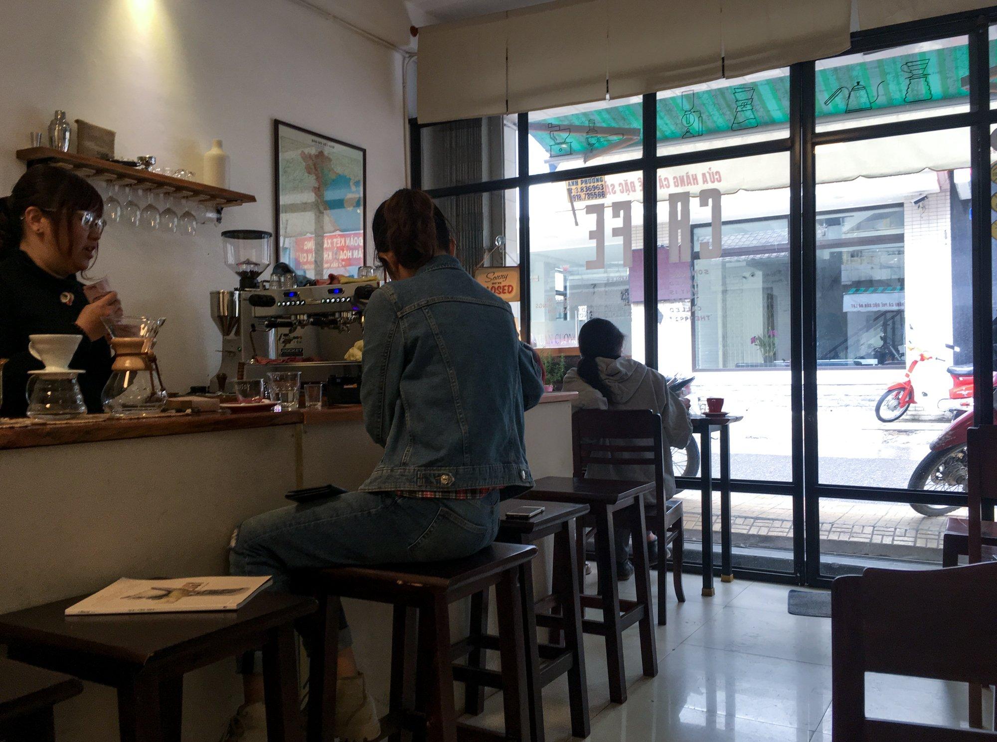Dalat Specialty Coffee Shops