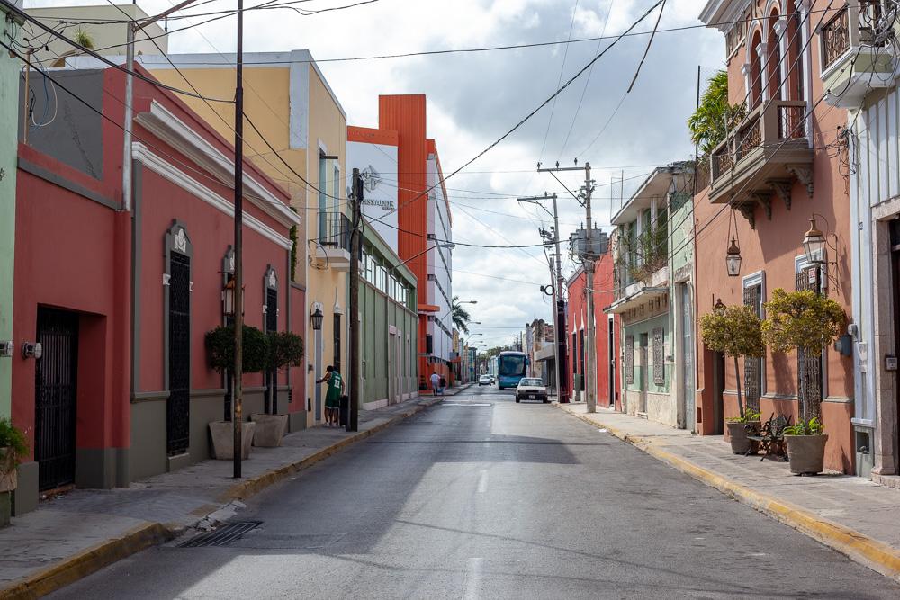 Merida, Mexico Street