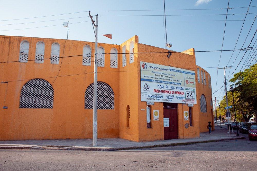 The Merida Plaza de Toros