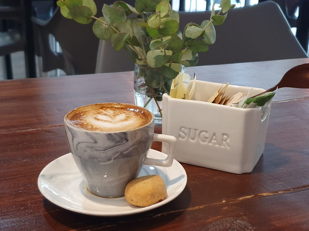 Marago cafe latte