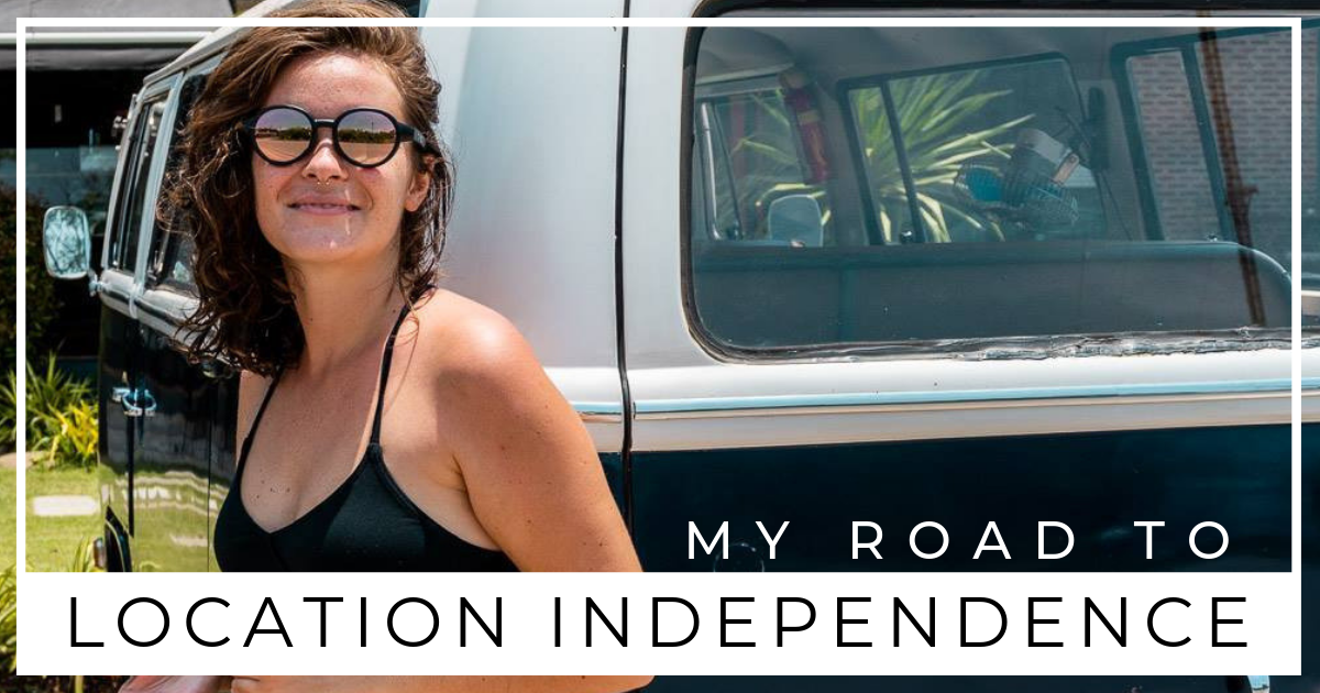 My Road to Location Independence: A Wildly Impractical Guide