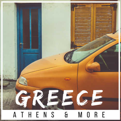 Greece Digital Nomad Travel Guide