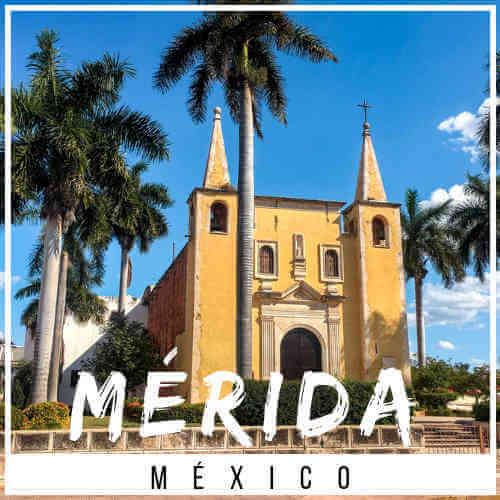 Merida Mexico Digital Nomad Guide