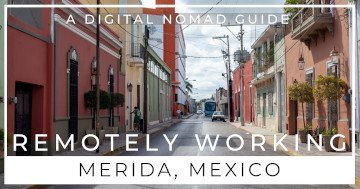Merida Digital Nomads