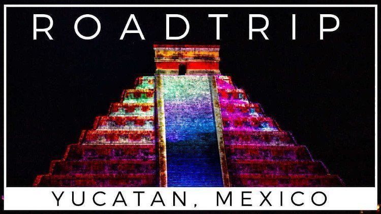 Roadtrip Yucatan Mexico Link