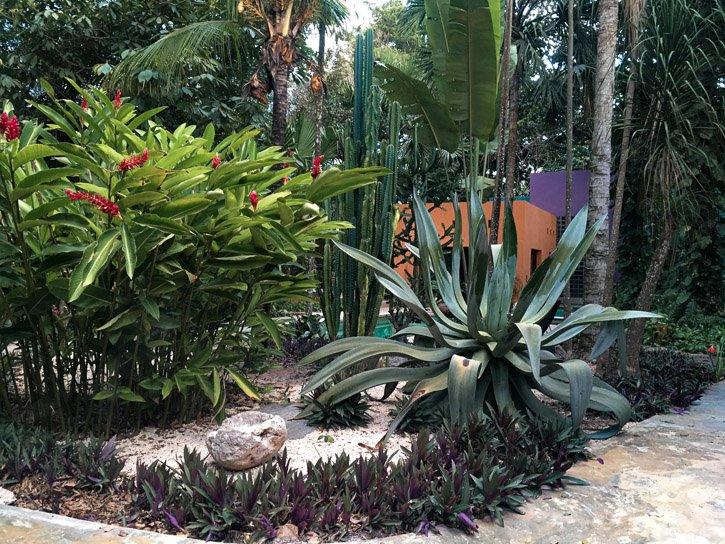 Valladolid Jardin