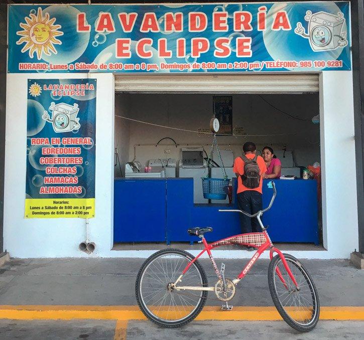 Lavanderia Eclipse Valladolid