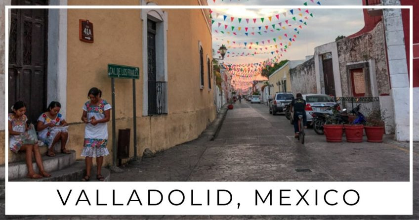 Remotely Working | Digital Nomad Guide to Valladolid, Mexico