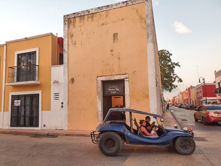 Morena Mia Cafe Valladolid, Yucatan