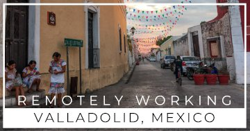 Valladolid Travel Guide Link
