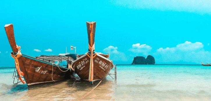 Koh Lanta Boats